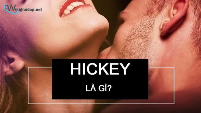 Hickey là gì. Ảnh đại diện