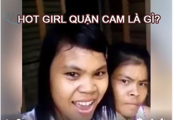Hot girl quận cam là gì. Ảnh bìa