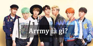 Army là gì. Ảnh bìa