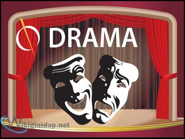 Drama nghĩa là gì. Ảnh 1