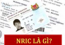 NRIC là gì. Ảnh bìa