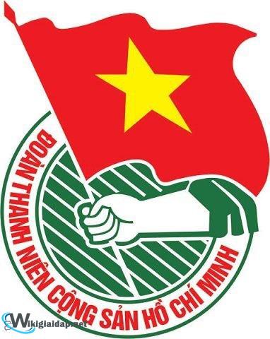 Huy hiệu Đoàn TNCS Hồ Chí Minh