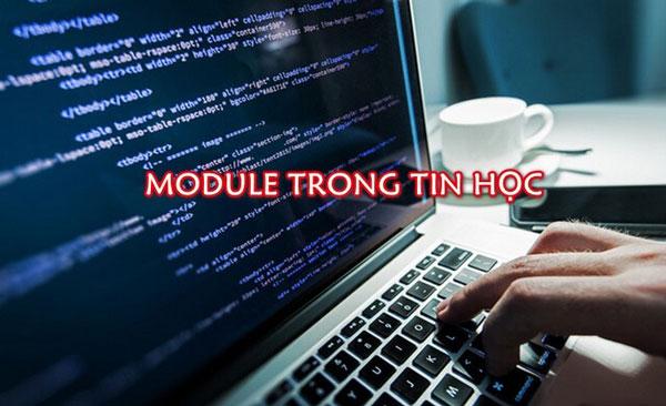 Module là gì trong tin học