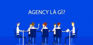 agency là gì. Ảnh bìa